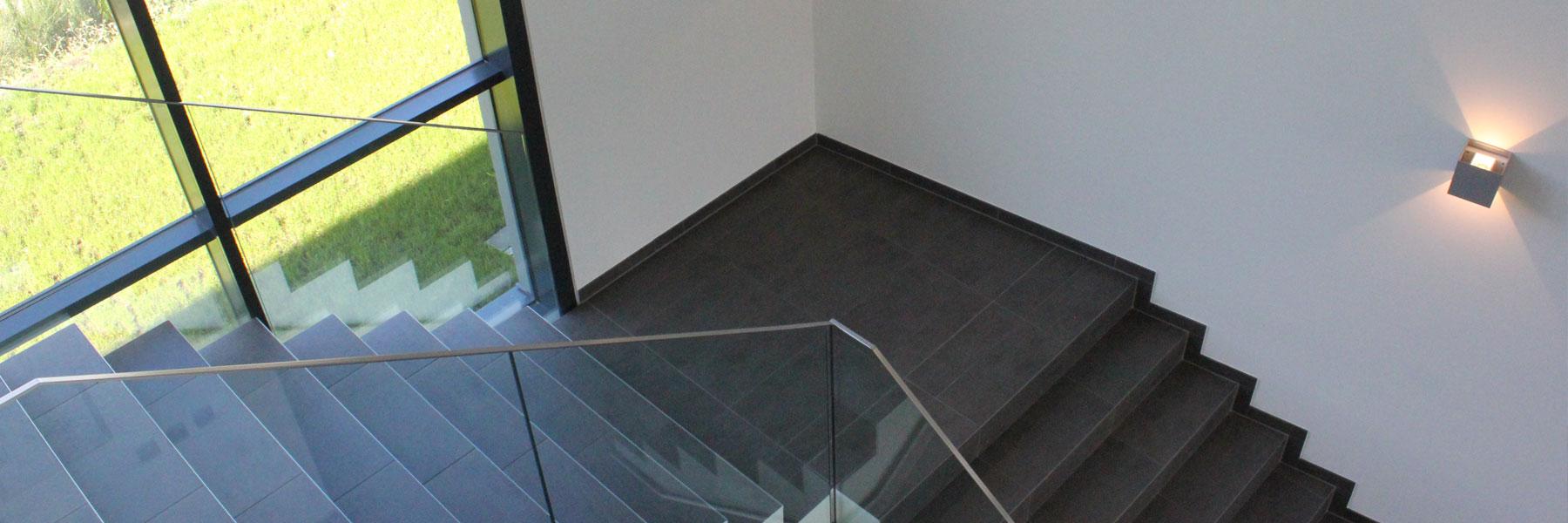 Wand Decke Boden